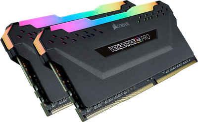 Corsair »VENGEANCE® RGB PRO 16 GB (2 x 8 GB) DDR4 DRAM 3.600 MHz C18« PC-Arbeitsspeicher
