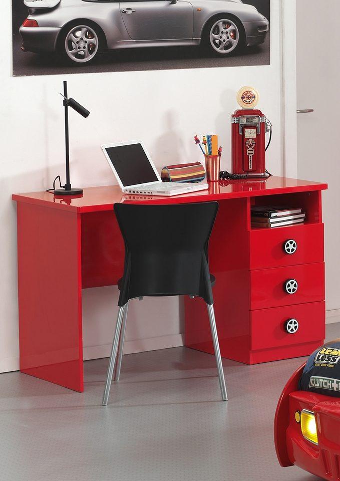 Schreibtisch, Vipack