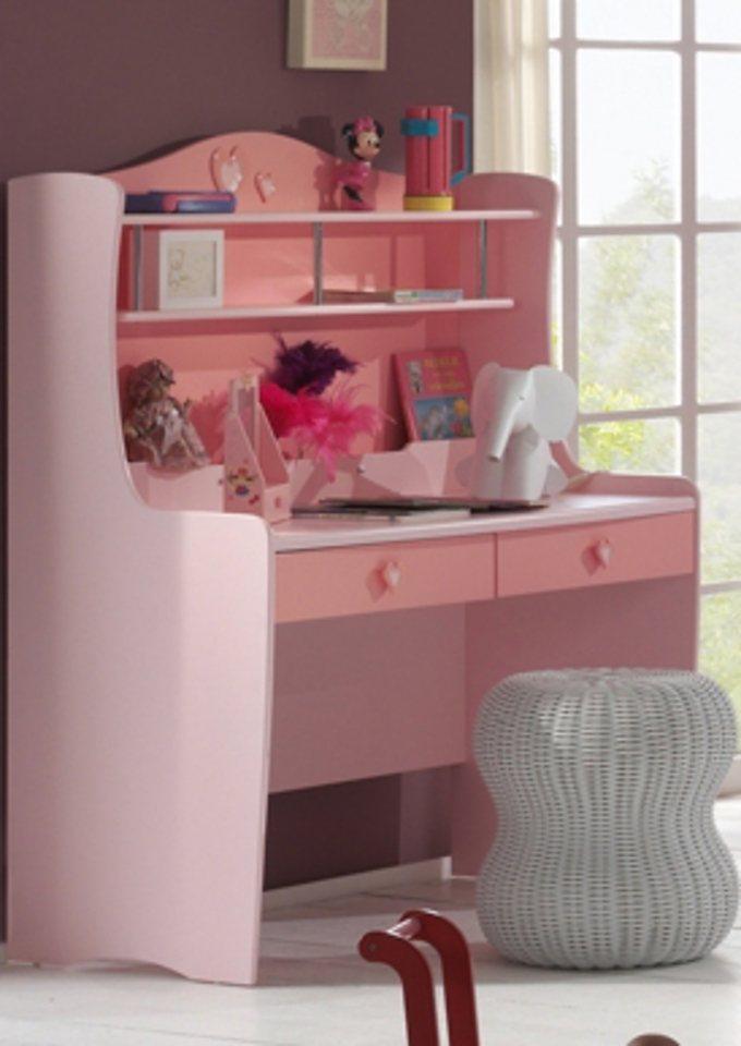 Schreibtisch, Vipack in ohne Aufstellservice