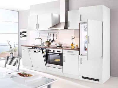 Günstige Küchenzeilen mit E-Geräten kaufen | OTTO | {Einbauküche mit elektrogeräten günstig kaufen 19}