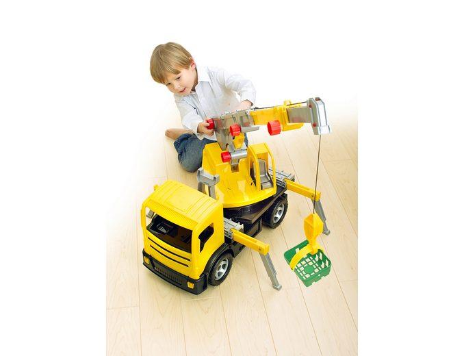 LENA® Spielfahrzeug »Kranwagen«