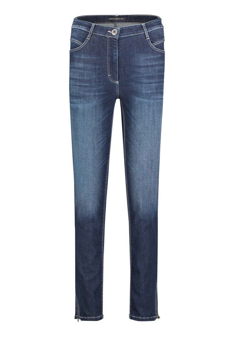 Betty Barclay 5-Pocket-Jeans »mit Reißverschluss« Reißverschluss