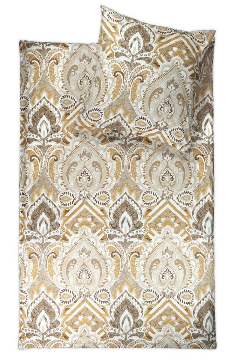 Bettwäsche, jilda-tex, mit tollem indischem Muster