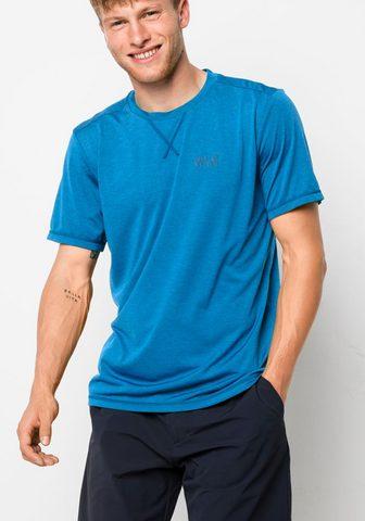 Jack Wolfskin Marškinėliai »CROSSTRAIL T MEN«