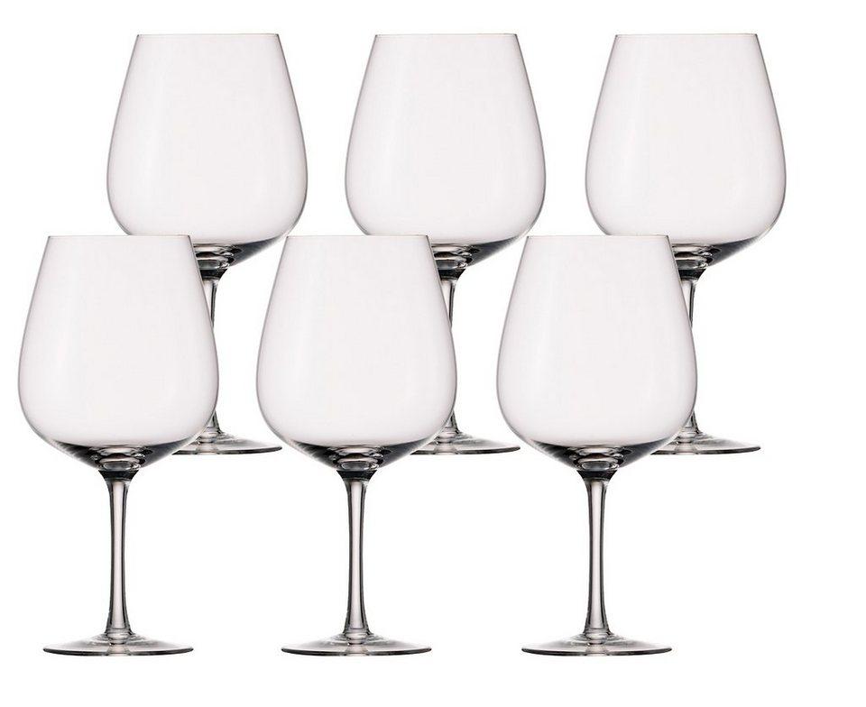 Stölzle Burgunderglas, 6er-Set »Grandezza« in Transparent