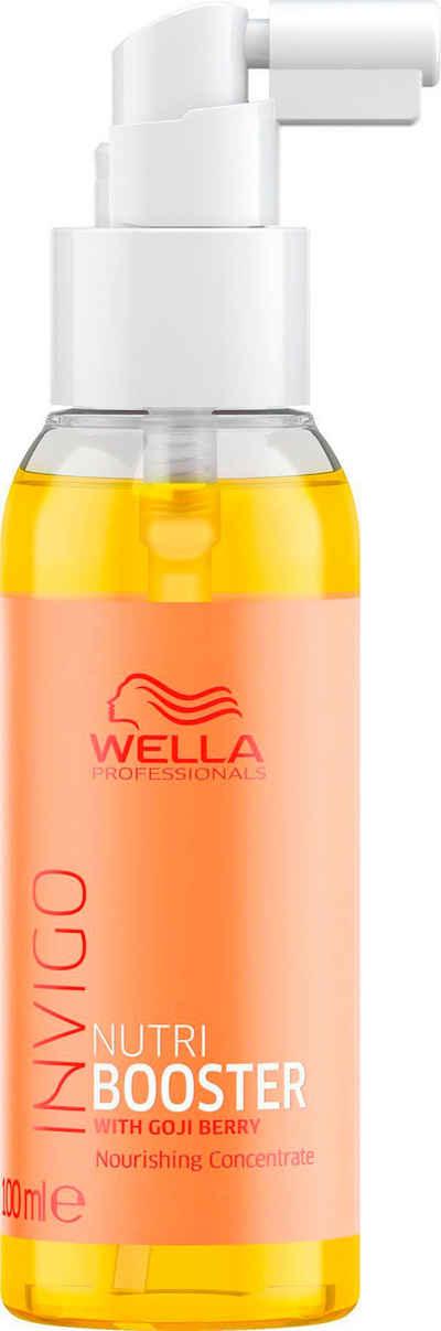 Wella Professionals Haarserum »Invigo Nutri-Enrich Booster Nourishing Concentrate«, nährend
