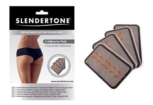 Slendertone, Ersatzelektroden, »Bottom Electrode Pack«