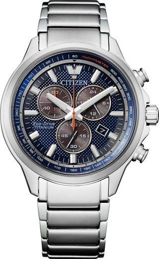 Citizen Titanuhr »Super Titanium Chrono, AT2470-85L«