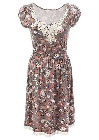 Трикотажное платье Aniston by BAUR