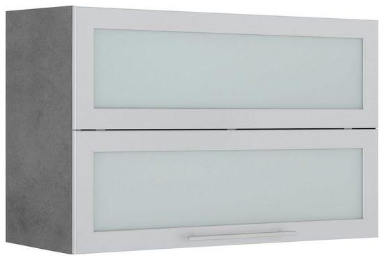 wiho Küchen Faltlifthängeschrank »Flexi2« Breite 90 cm