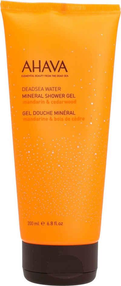 AHAVA Duschgel »Deadsea Water Mineral Shower Gel Mandarin Cedarwood«