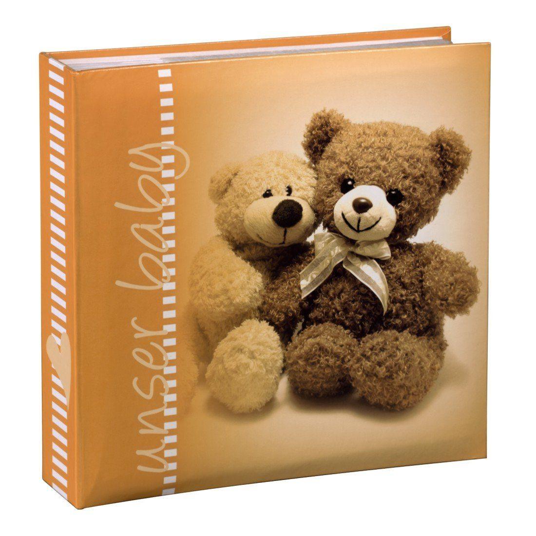 "Hama Babyalbum ""Michi"", für 200 Fotos im Format 10x15 cm"