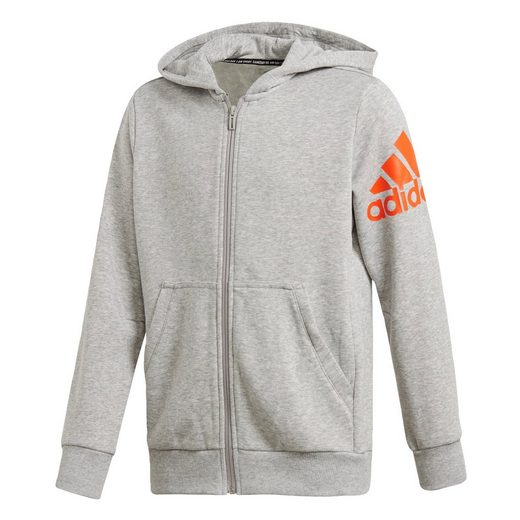 adidas Performance Sweatjacke »Must Haves Badge of Sport Jacke« Must Haves