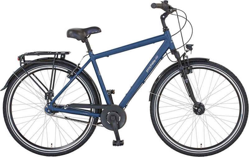 Prophete Cityrad »21.BMC.10 Herren City Bike 7G«, 7 Gang Shimano Nexus Schaltwerk