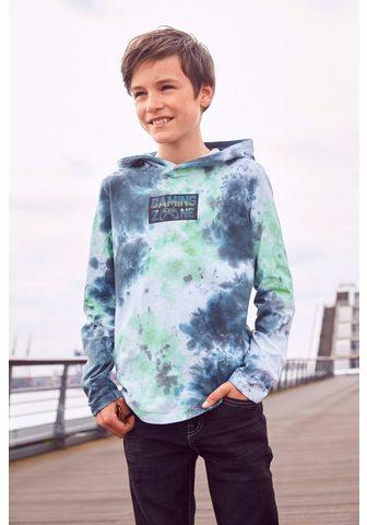 KIDSWORLD Marškinėliai su gobtuvu »GAMING ZONE«