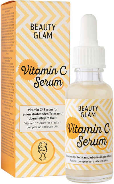 BEAUTY GLAM Gesichtsserum »Beauty Glam Vitamin C Serum«