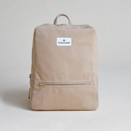 Souleway Cityrucksack »Daypack Vegan«