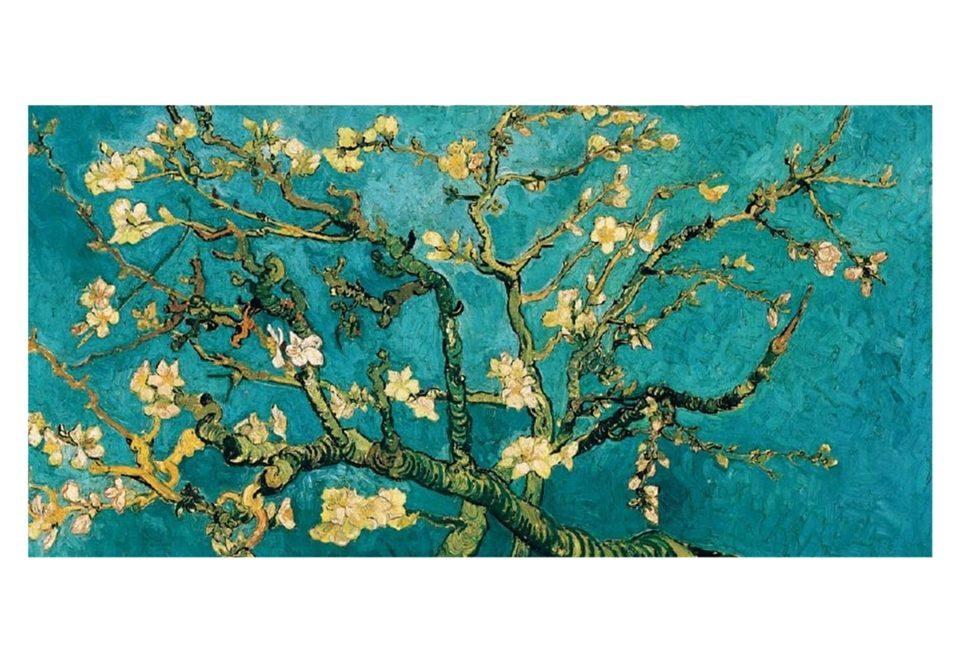 Home affaire Wandbild »Mandorlo in fiore«, 100/50 cm