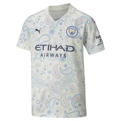 PUMA Trainingsshirt »Man City Replica Jugend Ausweichtrikot«