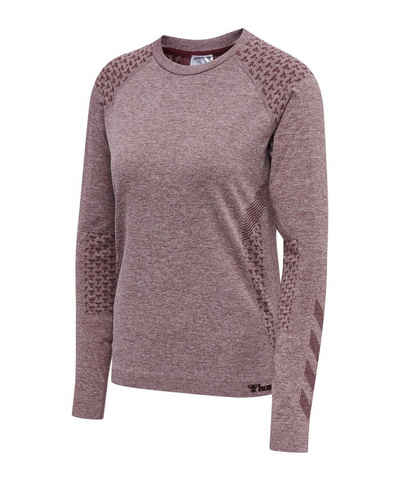 hummel Sweatshirt »hmlci Seamless Sweatshirt Damen«