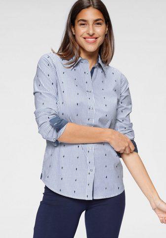 KangaROOS Marškiniai su kontrastfarbenen Details...