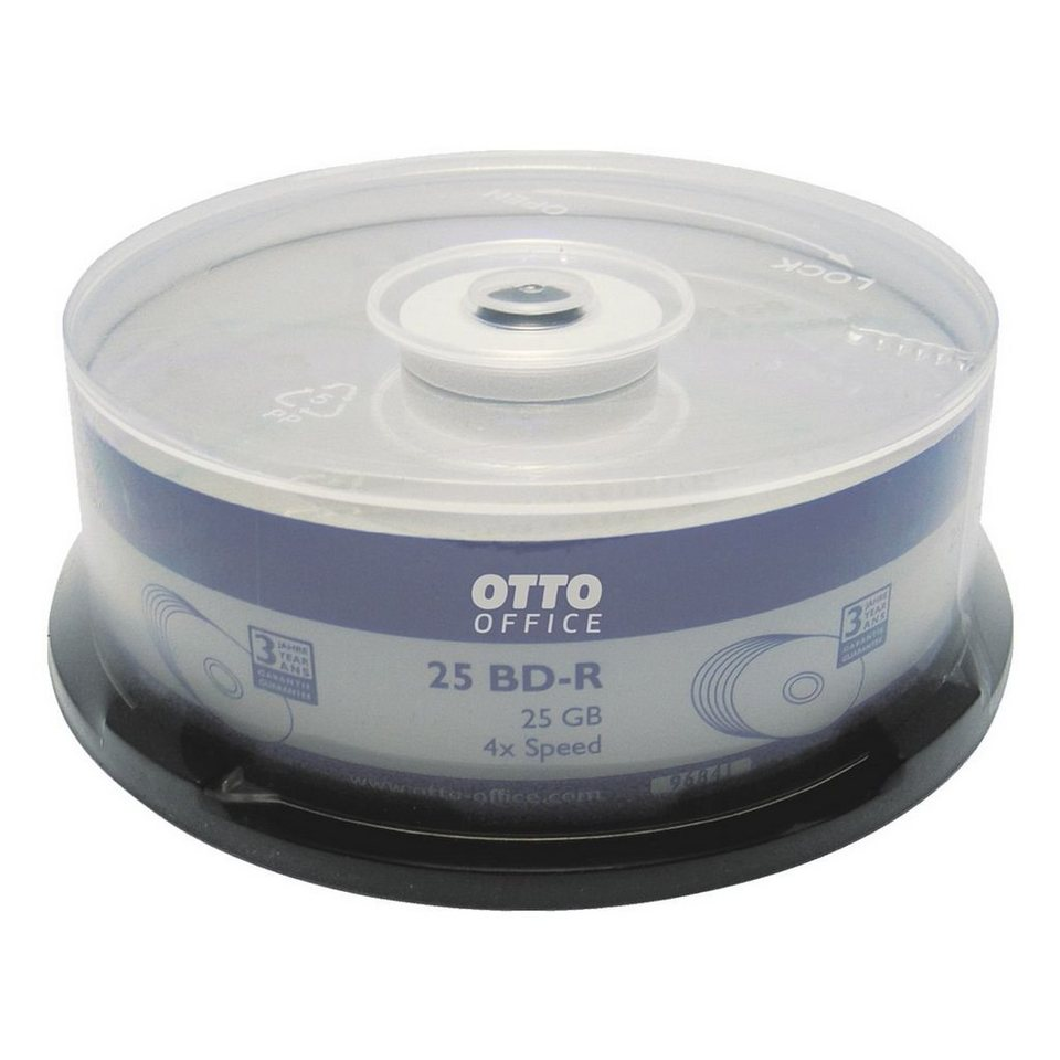 OTTO Office Standard Blue-ray-Rohlinge »BD-R«