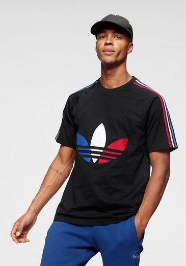 adidas Originals T-Shirt »ADICOLOR TRICOLOR«