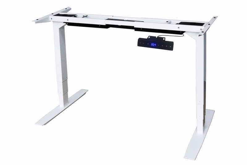 Yulukia Tischgestell »Yulukia Elektrisch Höhenverstellbares Tischgestell«, Höhenverstellbar, Breitenverstellbar