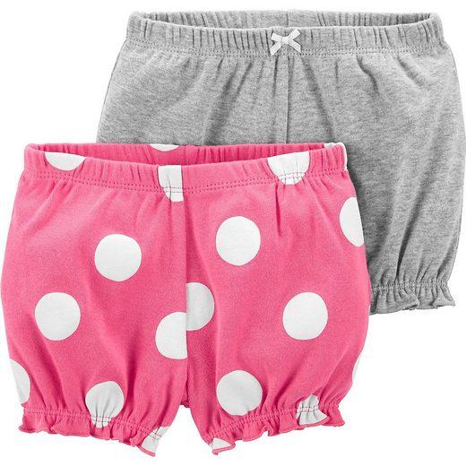 Carter`s Shorts »Baby Shorts Doppelpack für Mädchen«