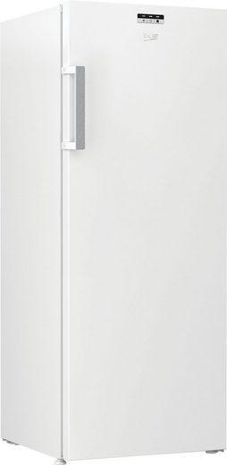 BEKO Gefrierschrank RFSA240M21W, 151,0 cm hoch, 59,5 cm breit