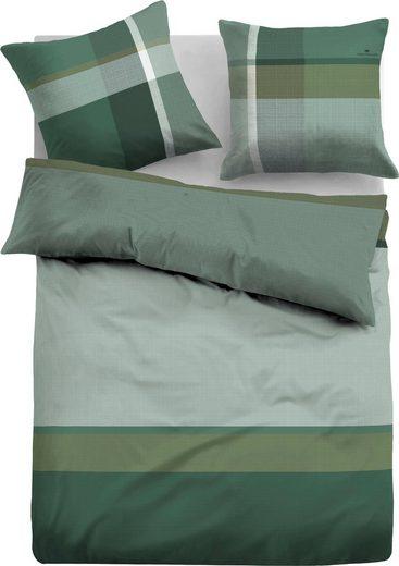 Bettwäsche »Marlen«, TOM TAILOR, im sportlichen Design