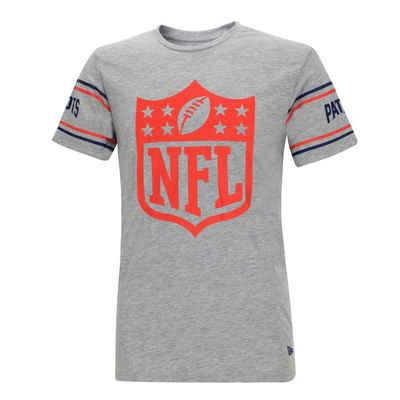 New Era Print-Shirt »New Era NFL NEW ENGLAND PATRIOTS Badge T-Shirt«