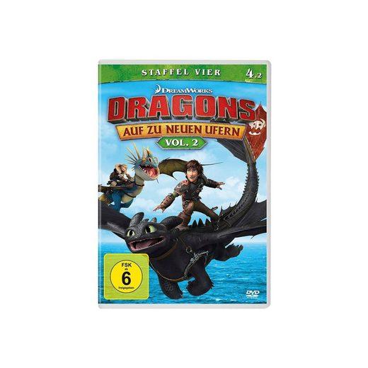 DVD Dragons: Auf zu neuen Ufern 4.2