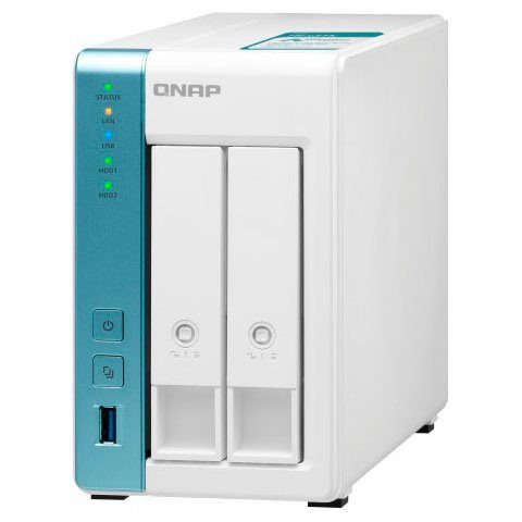 QNAP Turbo NAS TS-231K NAS-Server