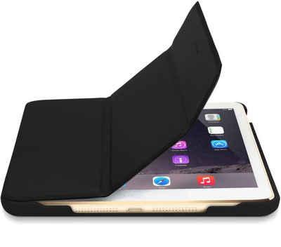 Macally Tablet-Hülle »Macally Schutz-Hülle Smart Klapp-Tasche Cover Hard-Case Ständer Stand für Apple iPad mini 5 5G 2019 4 4G 4. 5. Generation« iPad mini 5 20,1 cm (7,9 Zoll), Schutzhülle und Ständer