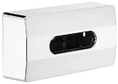 Nie wieder bohren Feuchttücherbox »Pro V2« (1 Stück), hochglanzverchromt