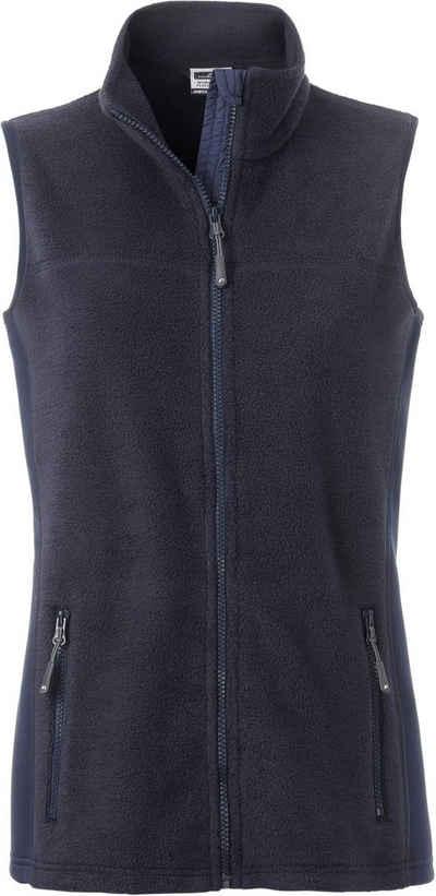 James & Nicholson Fleeceweste »Workwear Fleece Gilet Weste FaS50855«