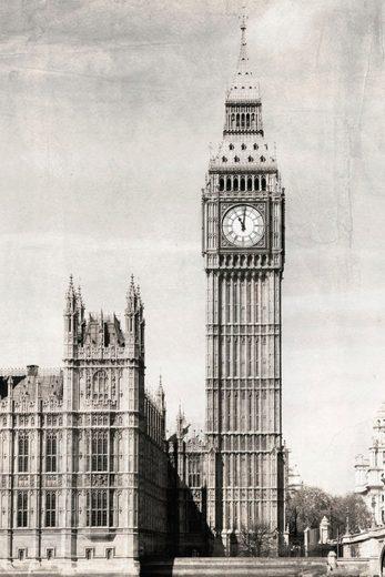 queence Acrylglasbild »Big Ben«