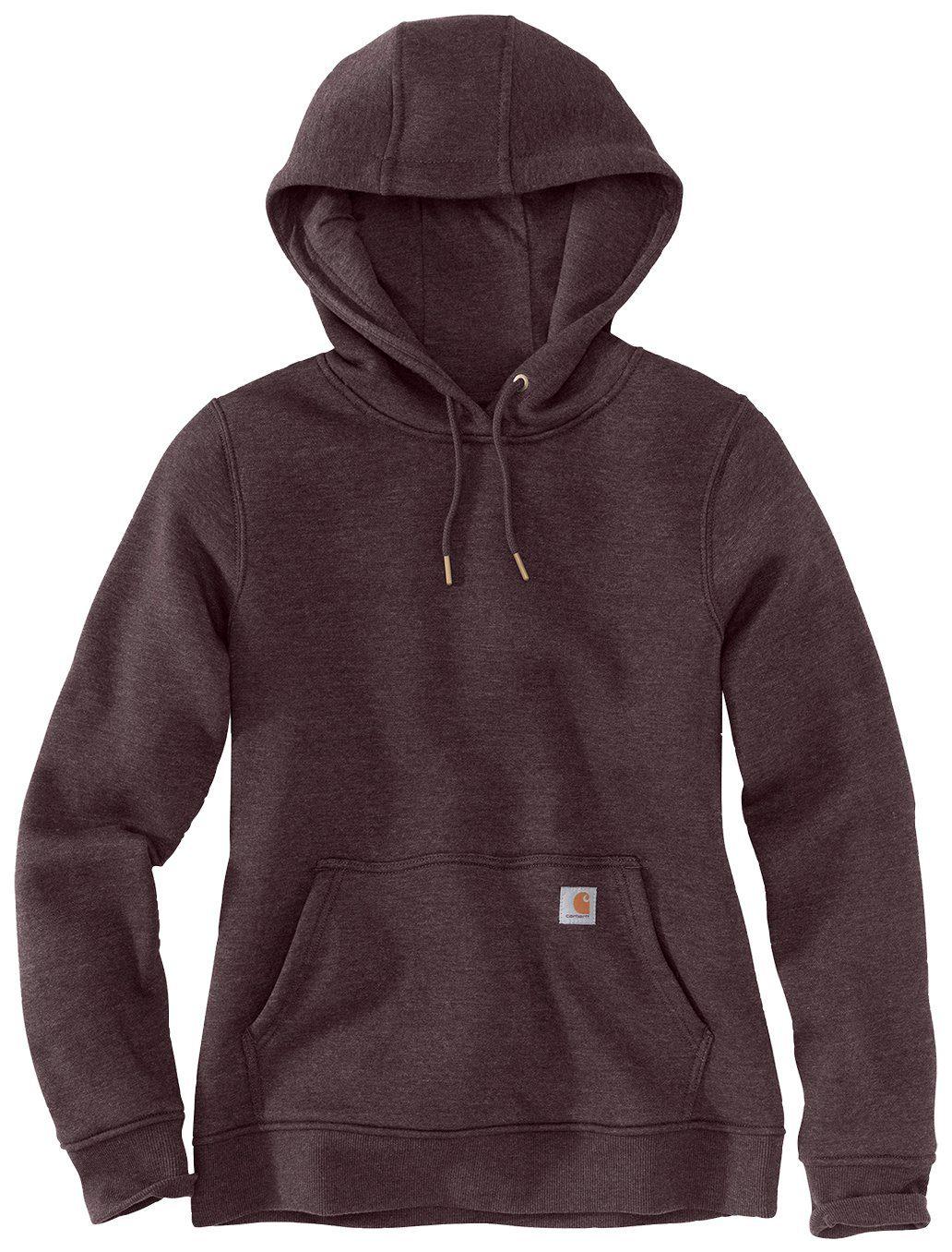 CARHARTT Sweatshirt »CLARKSBURG SWEATSHIRT«, Damen Sweatshirt mit Ärmel Logo online kaufen | OTTO