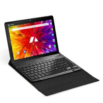 Acepad »TB10 Flexi« Tablet-Tastatur (für alle Tablets geeignet (8, 9, 10, 11 Zoll), flexibel und für die heimische Nutzung konzipiert)