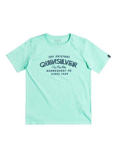 Quiksilver T-Shirt »Wilder Mile«