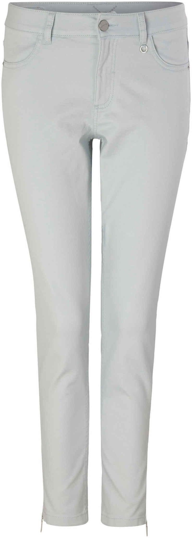Comma 7/8-Jeans mit Reißverschluß an den Beinabschlüssen