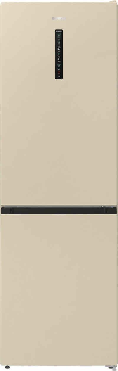 GORENJE Kühl-/Gefrierkombination NK79D0DC, 185 cm hoch, 60 cm breit