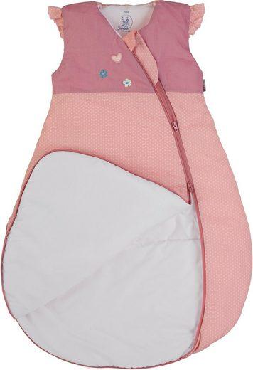 Sterntaler® Babyschlafsack »Funktion Mabel« (1 tlg), Reißverschlussführung mit 2-Wege-System erleichtert das Wickeln