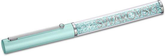 Swarovski Kugelschreiber »Crystalline Gloss, grün, verchromt, 5568762«