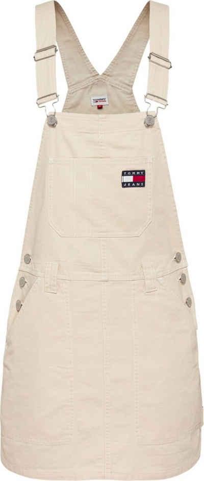 Tommy Jeans Latzkleid »TJW Dungaree Dress« mit verstellbaren Trägern
