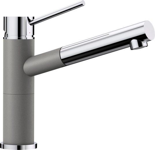 Blanco Küchenarmatur »ALTA-S Compact« Hochdruck, mit ausziehbarem Auslauf