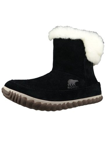 Sorel »NL3073-011 Out´n About Bootie Black« Stiefel