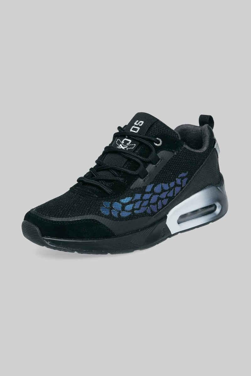 SOCCX Sneaker mit Wechselfußbett
