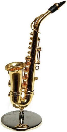 Ambiente Haus Dekofigur »Saxophon 13cm« (1 Stück)